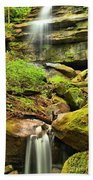 Alpha Falls Cascades Bath Towel