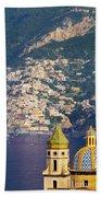 Amalfi Coast Bath Towel