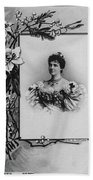 Amelie Of Portugal (1865-1951) Bath Towel