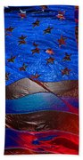 America Rising Bath Towel