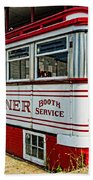 Americana Classic Dinner Booth Service Hand Towel