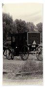 Amish Buggy Sept 2013 Bath Towel