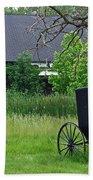 Amish Way Of Life Bath Towel