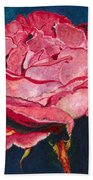 An American Beauty Bath Towel