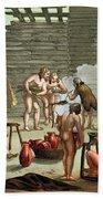 An Ancient Celtic Or Gaulish Camp Bath Towel