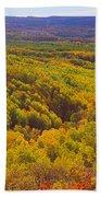 An Autumn Carpet Hand Towel