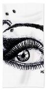 An Eye For Art Bath Towel