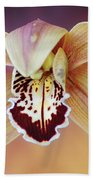 An Orchid Hand Towel