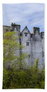 Ancient Castle Donegal Bath Towel