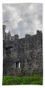 Ancient Donegal Castle Bath Towel