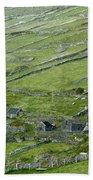 Ancient Ireland Bath Towel
