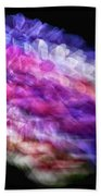 Anemone Abstract Bath Towel