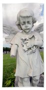 Angel Child Bath Towel