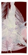 Angel Heart By Jammer Hand Towel