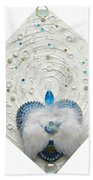 Angel Of Purity And Power Bath Towel