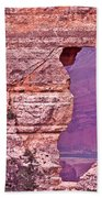 Angel's Window  Grand Canyon Bath Towel