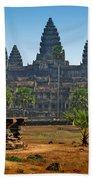 Angkor Afternoon Bath Towel
