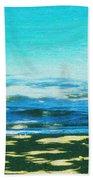 Anini Beach Kauai Bath Towel
