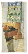 Anna Arnbom , Pub. In Lasst Licht Hinin Bath Towel