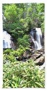 Anna Ruby Falls - Georgia - 1 Bath Towel