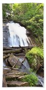 Anna Ruby Falls - Georgia - 4 Bath Towel