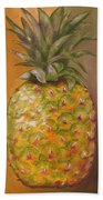 Another Pineapple Bath Towel
