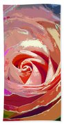 Another Rose Bath Towel