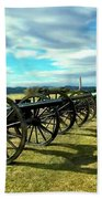 Antietem Battlefield Painting Forsale Bath Towel