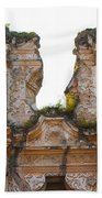 Antigua Ruins Bath Towel