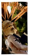 Apache Dancer Bath Towel