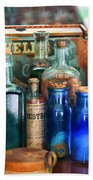 Apothecary - Remedies For The Fits Bath Towel