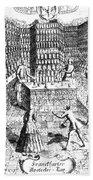 Apothecary Shop, 1688 Bath Towel