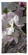 Apple Blossoms 3 Bath Towel