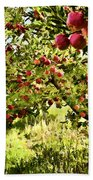 Apple Orchard Bath Towel