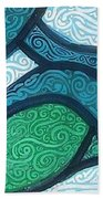 Aqua Motion Bath Towel