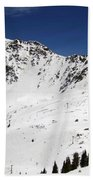 Arapahoe Basin Ski Resort - Colorado          Bath Towel