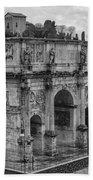 Arch Of Constantine Bath Towel