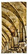 Arches At St Marks - Venice Bath Towel