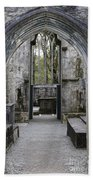 Archway Muckross Abbey Bath Towel