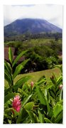 Arenal Costa Rica Bath Towel