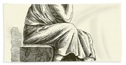 Aristotle Bath Towel