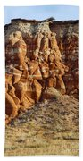 Arizona Rock Formation Bath Towel