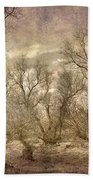 Arms Ghost Forest Bath Towel