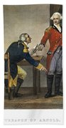Arnold And Andre, 1780 Hand Towel