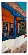 Art Gallery In Taos Bath Towel