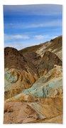 Artists Palette Death Valley National Park Bath Towel