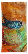 Artwork Fragment 65 Bath Towel