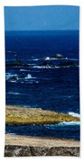 Aruba Coast Bath Towel