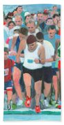 Ashland Half Marathon Bath Towel
