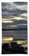 Ashokan Reservoir 11 Bath Towel